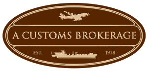 A Customs Brokerage